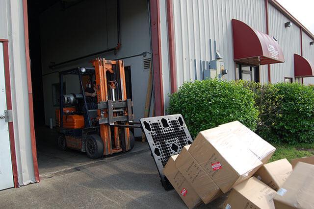 Fork Lift - Materials Handling