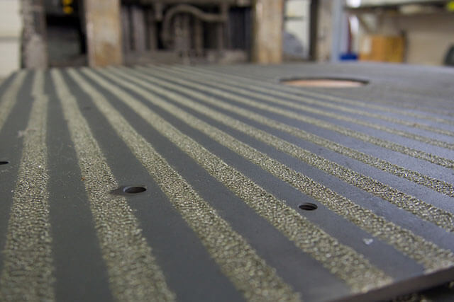 Tungsten Carbide Coating for flooring